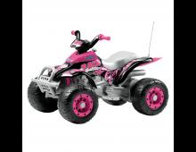 Buy Elektriauto PEG-PEREGO Corral T-Rex Pink IGOR0073 Elkor
