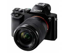 Buy Digital SLR camera SONY α7 III ILCE-7M3K Kit 28-70mm ILCE7M3KB.CEC Elkor