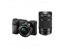 Buy Digital SLR camera SONY ILCE-6000YB 16-50mm + 55-210mm ILCE6000YB.CEC Elkor