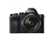 Buy Mirrorless camera SONY ILCE-7KB + FE 28-70mm OSS ILCE7KB.CE Elkor