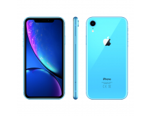 Buy Smartphone APPLE iPhone XR 64GB Blue MRYA2ET/A Elkor
