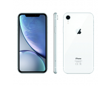 Buy Smartphone APPLE iPhone XR 64GB White MRY52ET/A Elkor