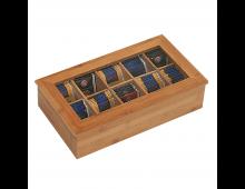 Buy Toidukarbid KESPER FSC MIX 85% Tea Box bamboo 58901 Elkor