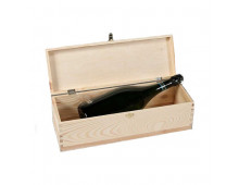 Buy Karp esemete hoidmiseks KESPER Wine Box for one big bottle 27346 Elkor