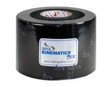 Buy Kinesioloogiline teip KINESTAPE Kinematics Tex Black Elkor