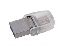 Buy USB flash memory KINGSTON 32GB DataTraveler microDuo 3C DTDUO3C/32GB Elkor