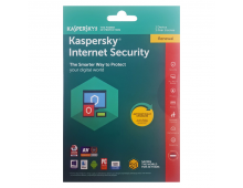 Buy Viirusevastane programm KASPERSKY Internet Security 1 Device 1Y Renewal KL1941XUAFR Elkor