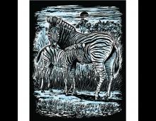 Buy Nõelumiskomplekt KSG Silver Zebra KS1018 Elkor