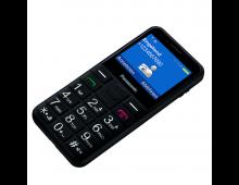 Buy Мобильный телефон PANASONIC KX-TU150EXB Elkor