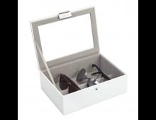 Buy Juveelikarp STACKERS Classic White Lidded Eyewear 73595 Elkor