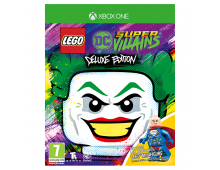 Buy Game for XBox One Lego DC Super Villians Deluxe Edition Elkor