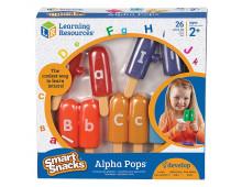 Buy Õppekomplekt LEARNING RESOURCES Smart Snacks Alpha Pops LER7345 Elkor