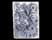 Buy Pikselid UPIXEL Small Pixel Chips Light Gray WY-Z002 Elkor
