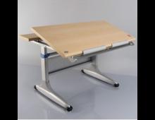 Buy Письменный стол COMF-PRO Leon M7-BG+LB Elkor