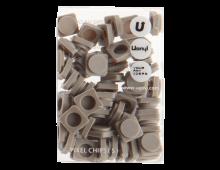 Buy Pikselid UPIXEL Small Pixel Chips Stone Gray WY-Z002 Elkor