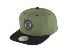 Buy Бейсболка MITCHELL AND NESS NBA Boston Celtics INTL080 Elkor