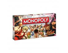 Buy Lauamäng GE Monopoly Street Fighter Elkor