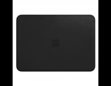 Buy Сумка для ноутбука APPLE Leather Sleeve for MacBook 12 Black MTEG2ZM/A Elkor