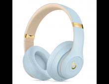 Buy Наушники BEATS Studio3 Wireless Over-Ear Crystal Blue MTU02ZM/A Elkor