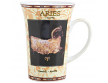 Buy Kruus LILING CERAMIC Mug zodiak ARIES Elkor