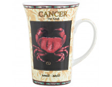 Buy Kruus LILING CERAMIC Mug zodiak CANCER Elkor
