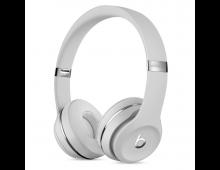 Buy Наушники BEATS Solo3 Wireless On-Ear Satin Silver MUH52ZM/A Elkor