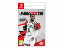 Buy Switch spēle NBA 2K18 Elkor