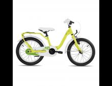 Buy Bicycle SCOOL niXe Steel 16 Yellow/Green 4007 Elkor