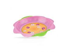 Buy Taldrik NUBY Plate Flower ID22025 Elkor