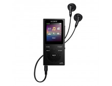 Buy MP3 player SONY NW-E393B 4GB Black NWE393B.CEW Elkor