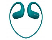 Buy MP3 player SONY NWW-S413L 4GB Blue NWWS413L.CEW Elkor