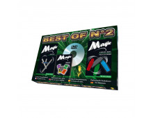 Buy Mustkunstniku komplekt OID MAGIC BEST OF 2 (TWO) BES2 Elkor