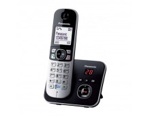 Buy Cordless phone PANASONIC KX-TG6821FXB  Elkor