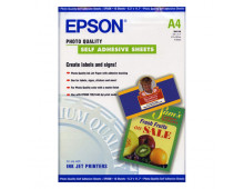 Buy Paper EPSON A4 Label/Sticker S041106 Elkor