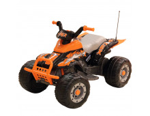 Buy Elektriauto PEG-PEREGO Corral T-Rex Black/Orange IGOR0066 Elkor