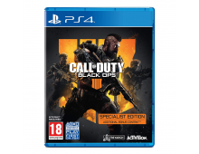 Buy PS4 mäng Call of Duty Black Ops 4 Specialist Edition C1522064 Elkor