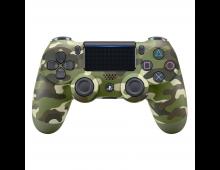 Buy Kontroller SONY PS4 Dualshock 4 Wireless Green Camouflage 1004975 Elkor