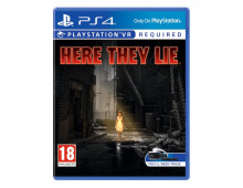 Buy Virtual reality game  Here They Lie  Elkor