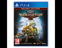 Buy PS4 mäng  Warhammer 40K Inquisitor Martyr Deluxe Edition  Elkor