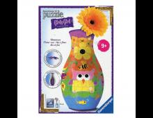 Buy 3D puzzle RAVENSBURGER Vase Owls R12050 Elkor