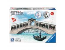 Buy 3D puzzle RAVENSBURGER Ponte Di Rialto Bridge R12518 Elkor