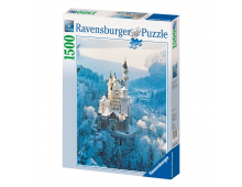 Buy Pusle RAVENSBURGER Castle in Winter 16219 Elkor