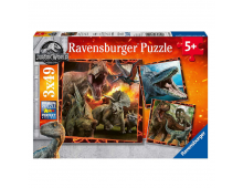 Buy Puzzle RAVENSBURGER Jurassic World R08054 Elkor
