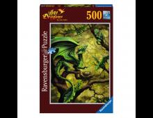 Buy Puzzle RAVENSBURGER Forest Dragon 14789 Elkor