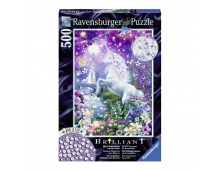 Buy Pusle RAVENSBURGER Glitter Forest Unicorn R14951 Elkor