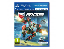 Buy Game for PS4  Rigs Mechanized Combat League VR  Elkor