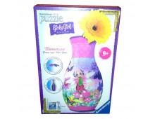 Buy 3D puzzle RAVENSBURGER FLOWER VASE R12077 Elkor