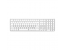 Buy Клавиатура SATECHI Alu BT Silver US ST-AMBKS Elkor
