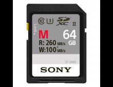 Buy Карта памяти SONY 64GB UHS-2 Class 10 SF64M Elkor