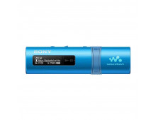 Buy MP3 player SONY NWZ-B183FL 4GB FM Blue NWZB183FL.CEW Elkor